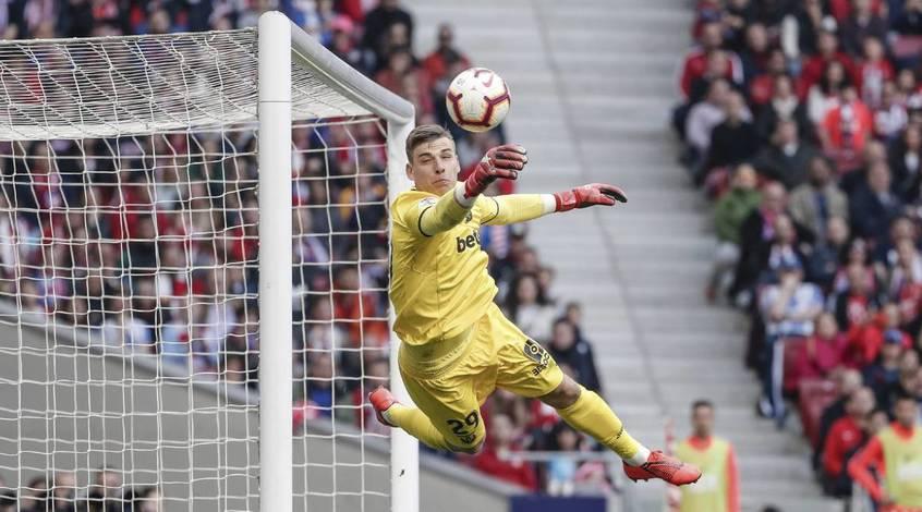 """Marca: Лунин станет вторым вратарем в """"Реале"""""""