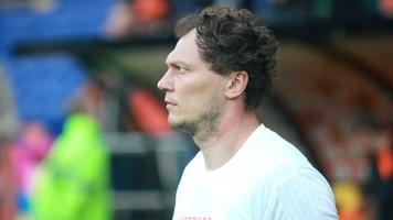 """Андрей Пятов: """"Победили на классе, но игра с нашей стороны была не очень"""""""