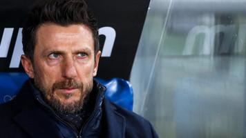 """""""Рома"""": Ди Франческо не заслуживал увольнения, но это был единственный выход встряхнуть команду"""