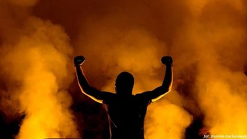 """Лучший фанатский перфоманс недели: словацкий """"ад"""" и цепи на воротах в Швейцарии (+Фото, Видео)"""