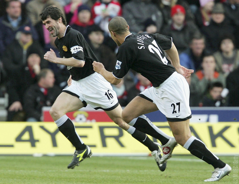 """Фото дня: 14 лет назад Рой Кин забил свой последний гол за """"Манчестер Юнайтед"""" - изображение 2"""