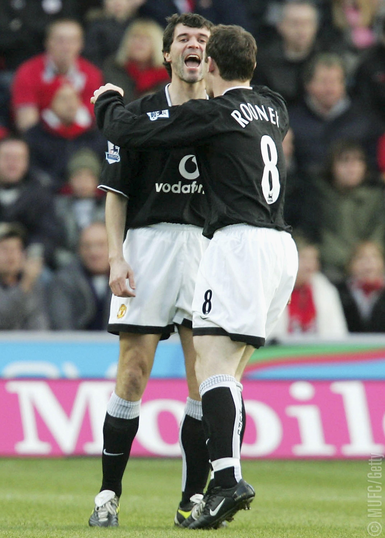 """Фото дня: 14 лет назад Рой Кин забил свой последний гол за """"Манчестер Юнайтед"""" - изображение 3"""