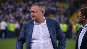 Игорь Суркис и Виктор Леоненко прокомментируют матч?