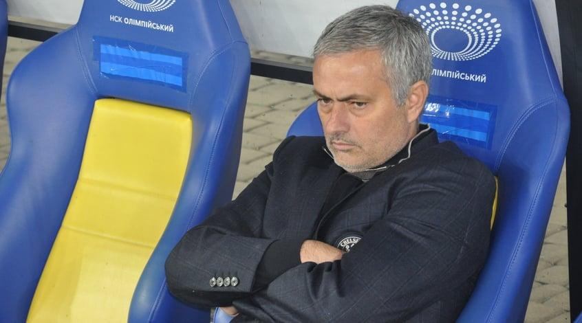"""Жозе Моуриньо: """"Когда в штрафной находится такой убийца, как Роналду, может случиться всё что угодно"""""""