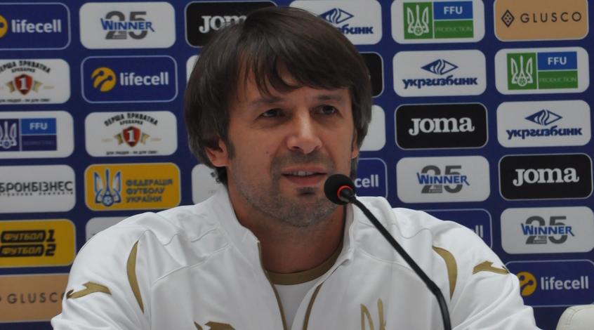 Александр Шовковский - об отсутствии в сборной Украины Андрея Ярмоленко