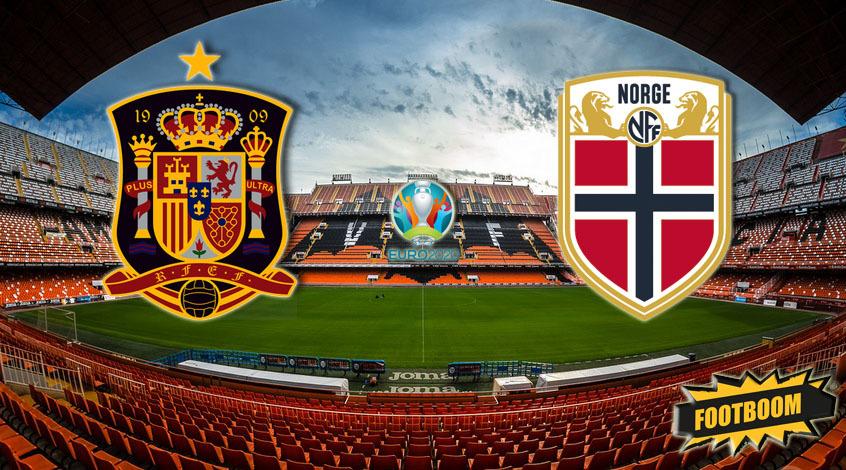 Испания - Норвегия. Анонс и прогноз матча