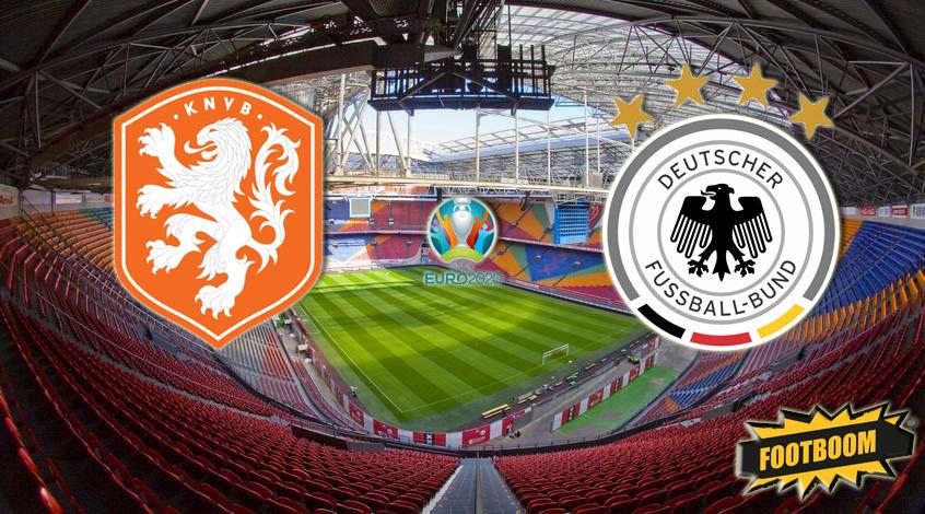 Голландия - Германия 2:3. Немец вернулся!