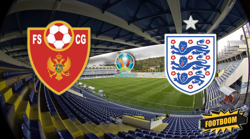 Черногория - Англия. Анонс и прогноз матча