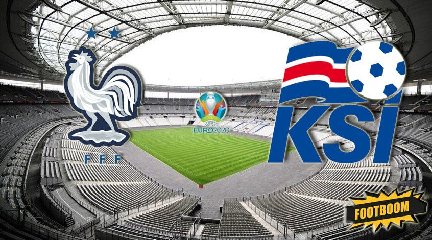 Франция – Исландия. Анонс и прогноз матча