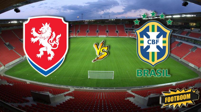 Чехия - Бразилия: ставим на результативность матча