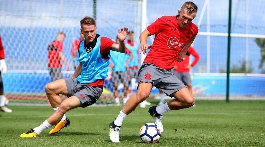 Джеймс Уорд-Праус вызван в сборную Англии вместо травмированного Хендерсона