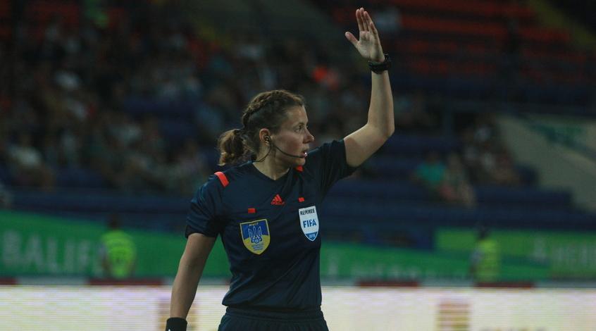 Українські рефері будуть судити чвертьфінальний матч жіночої Ліги чемпіонів