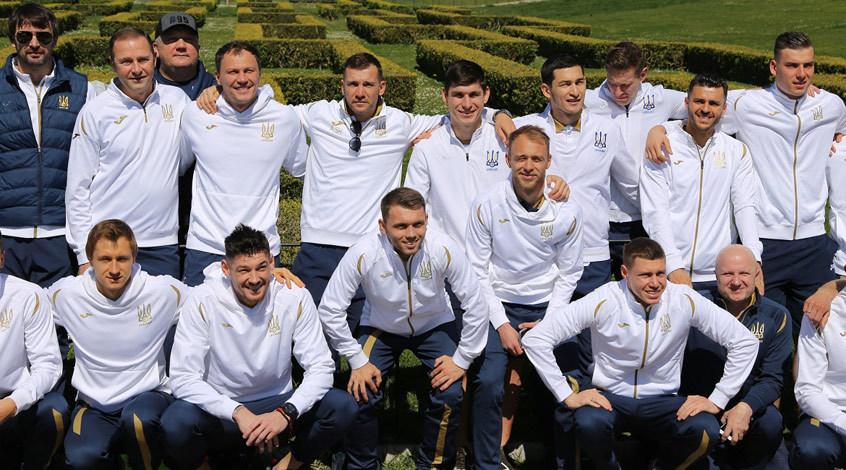 Збірну України на матчі з Португалією підтримають 2 тисячі вболівальників