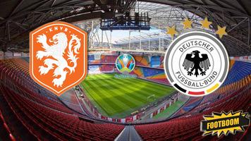 Отбор к Евро-2020. Нидерланды - Германия 2:3 (Видео)