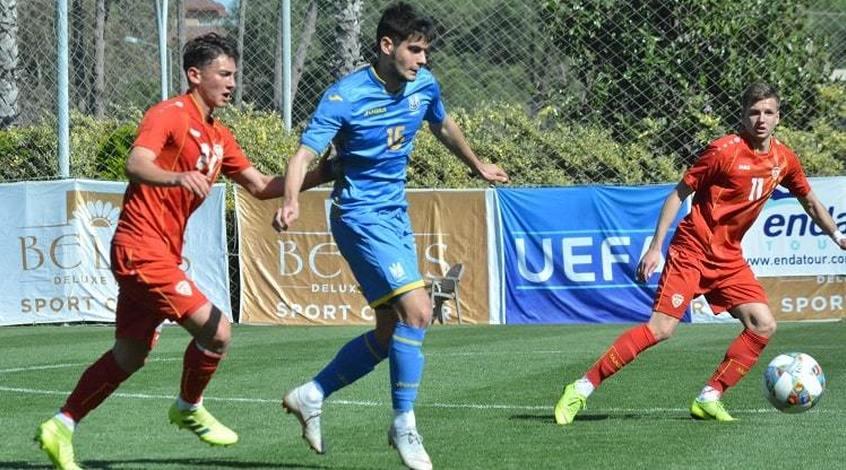 Сборная Украины (U-21) продолжает сбор в Турции: дубль Мелащенко, гол Ротаня, Antalya Cup