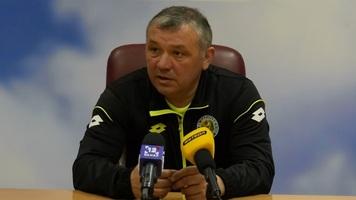 Олександр Косевич - найкращий тренер 19-го туру першої ліги