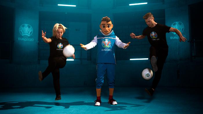 УЕФА представил талисман Евро-2020 (Фото, Видео) - изображение 1