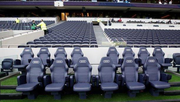 """Инженерное чудо с мини-пивоварней: """"Тоттенхэм"""" открыл новый стадион (фото, видео) - изображение 6"""