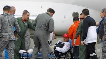 """Журналист, выживший при крушении самолета с игроками """"Шапекоэнсе"""", скончался на футбольном поле"""