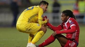 "Жерсон Родригес: ""Кто сыграет на Евро? Люксембург"""