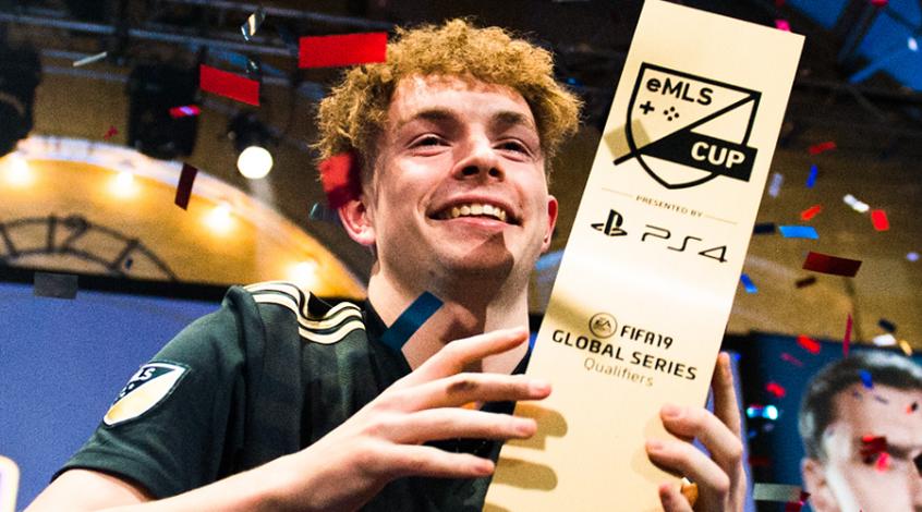 18-летний юноша с ником Doolsta стал чемпионом eMLS Cup 2019