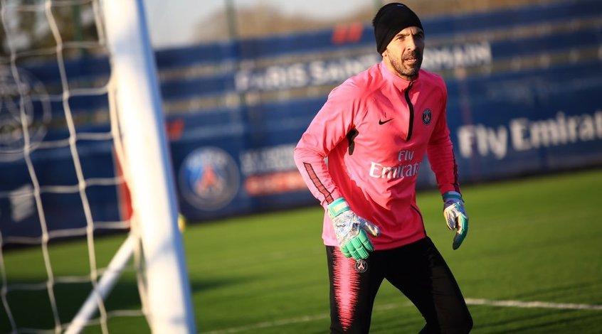 Джанлуиджи Буффон может продлить контракт с ПСЖ на два сезона