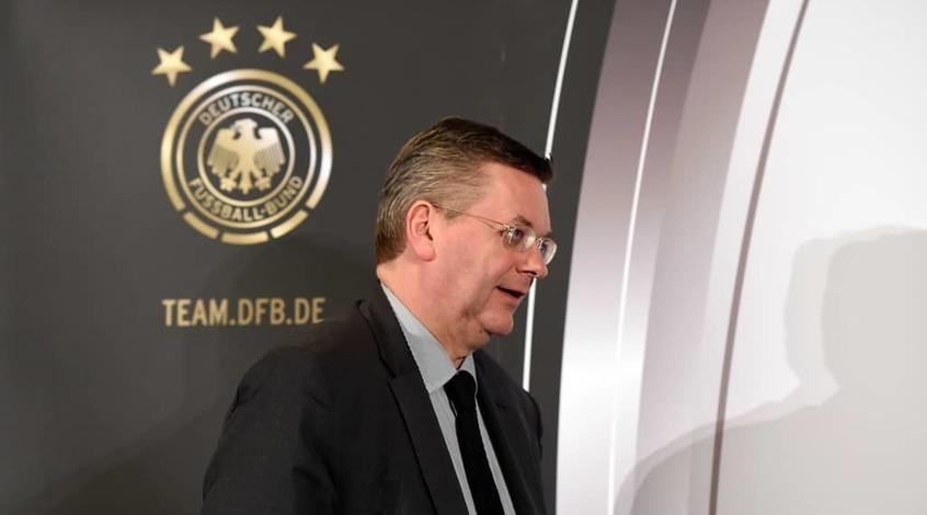 Президент Немецкого футбольного союза ушел в отставку из-за коррупции
