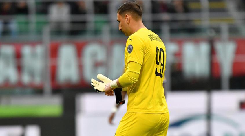 """Football Italia: """"Милан"""" не намерен продавать Доннарумму в летнее трансферное окно"""