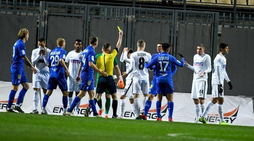 Вячеслав Чечер улучшил результат в топ-рейтинге гвардейцев чемпионата Украины