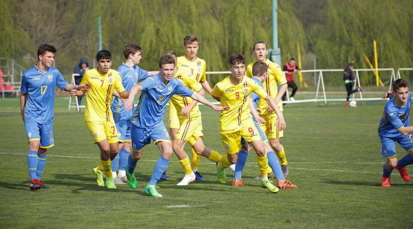"""Румунія (U-15) - Україна (U-15) 0:2. Точні удари захисників """"Шахтаря"""""""