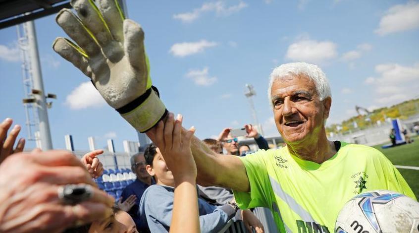 73-летний голкипер попал вКнигу рекордов Гиннеса