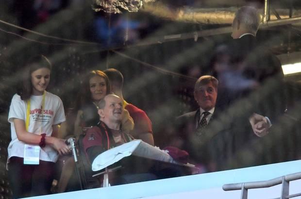 """You'll Never Walk Alone: """"Ливерпуль"""" провел благотворительный матч ради своего болельщика Шона Кокса (+Фото, Видео) - изображение 6"""