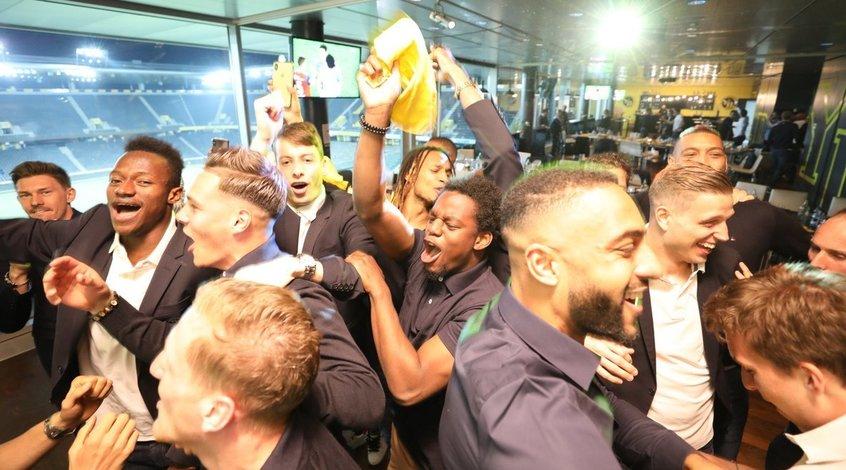 """Янг Бойз"" стал чемпионом Швейцарии за семь туров до конца соревнований (Фото, Видео)"