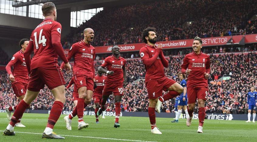 """""""Ливерпуль"""" - """"Челси"""" 2:0. Заявка на чемпионство!"""