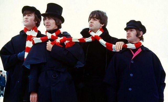 """За какие футбольные клубы болели участники группы """"The Beatles""""? (+Фото, Видео) - изображение 2"""