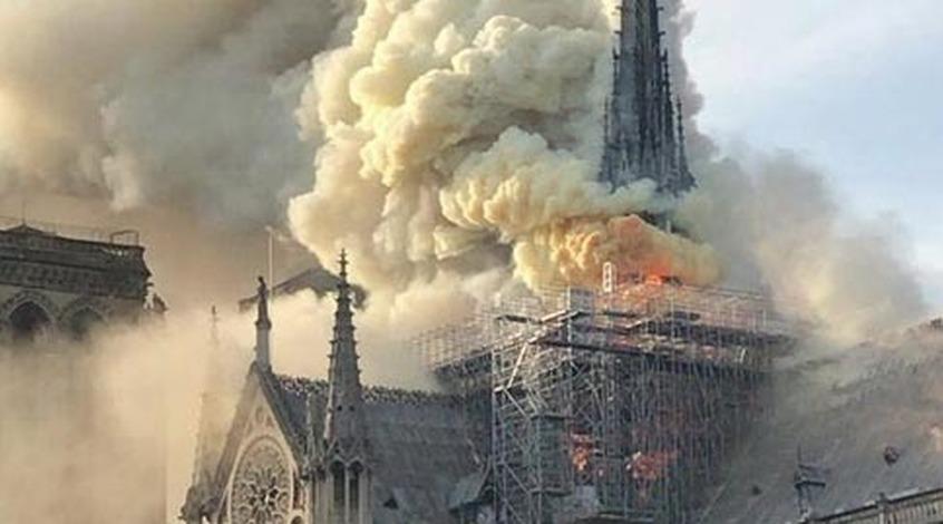 """Владелец """"Ренна"""" Пино выложит 100 миллионов евро на реконструкцию собора Парижской Богоматери"""