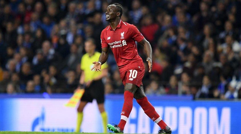 """Садио Мане может стать самым высокооплачиваемым игроком """"Ливерпуля"""""""