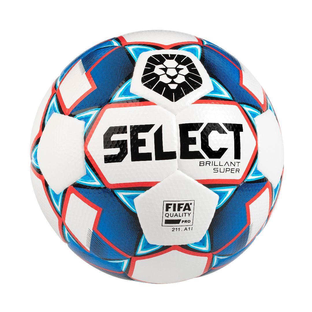 Випробувати в ділі: м'яч Select Brillant Super здійснить турне по Україні - изображение 1