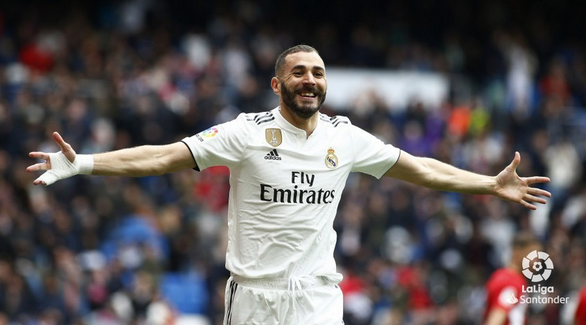 """Карим Бензема: """"Собираюсь остаться в """"Реале"""", я играю за лучший клуб в мире"""""""