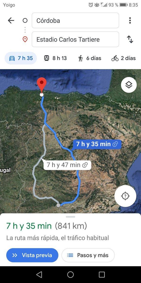 """1680 километров за командой: история болельщика """"Кордовы"""", которую обсуждает вся Испания (+Фото, Видео) - изображение 6"""