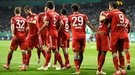 """""""Вердер"""" - """"Бавария"""" 2:3. Спасибо сомнительному пенальти"""