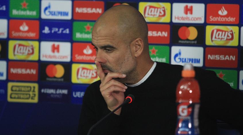 """Хосеп Гвардиола: """"Если не выгонят, продолжу работу в """"Манчестер Сити"""""""