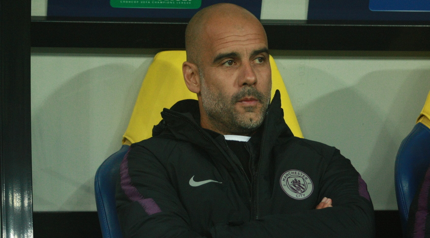 """Гвардиола рассказал, кого видит своим сменщиком на тренерском мостике """"Манчестер Сити"""""""