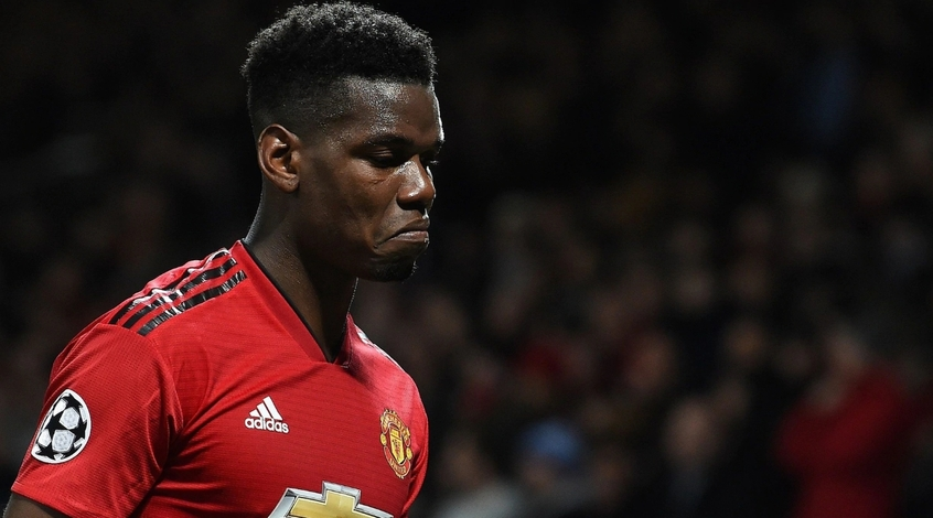 """""""Манчестер Юнайтед"""" поднял цену на Погба до 200 миллионов евро"""