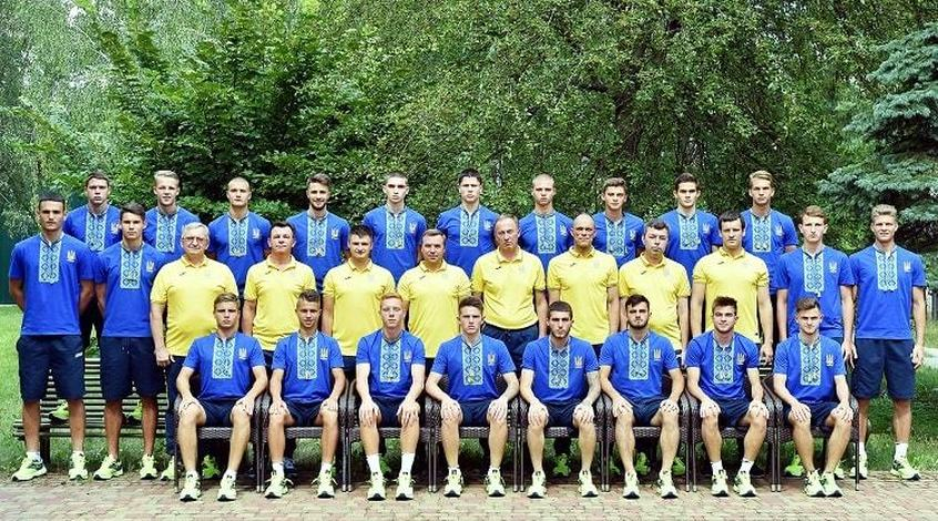 Збірна України (U-20) перед ЧС-2019 проведе два товариських матча