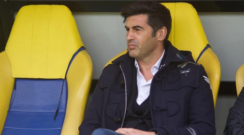 """Паулу Фонсека: """"Не могу сейчас критиковать игроков за ошибки, главное, что были моменты"""""""