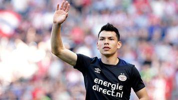 """Наполи"" согласовал трансфер Ирвинга Лосано за 50 млн. евро"