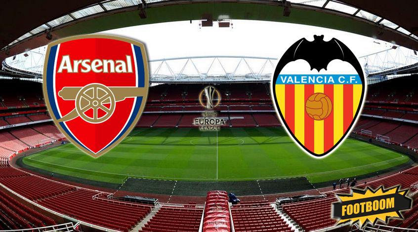 """Арсенал"" - ""Валенсия"" 1:0: гол Муктара Диакаби (Видео)"