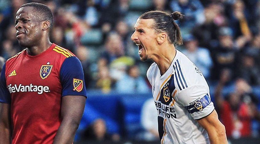 MLS. 9-й тур. Кричащий Ибрагимович и вторая победа чемпионов