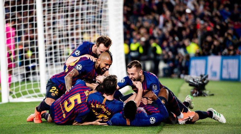 """""""Барселона"""" - """"Ливерпуль"""": интересные факты и цифры"""